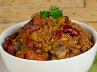 Chili traditionnel